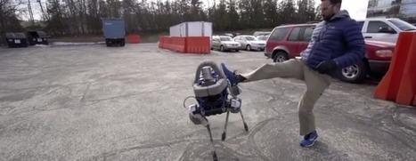 Boston Dynamics Shows Off Amazing New Robot Dog | Future Trends and Advances In Education and Technology | Scoop.it