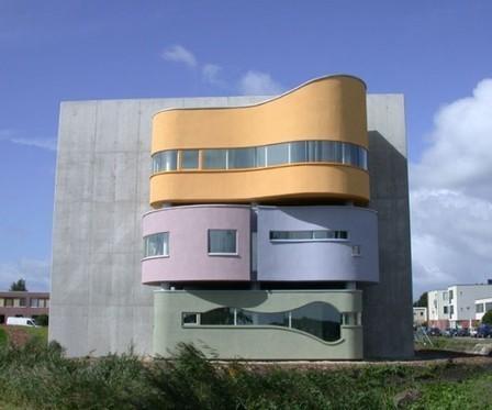 AD Classics: Wall House 2 / John Hejduk | Idées d'Architecture | Scoop.it