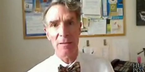 WATCH: Bill Nye Answers The Question: 'Do You Believe In God?' | Science vs Religion | Scoop.it
