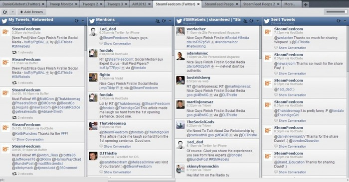Twitter Tools That Help With Efficiency | Business in a Social Media World | Scoop.it