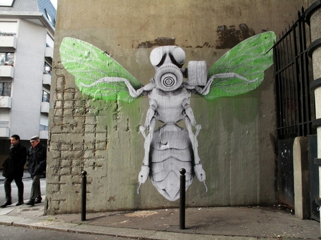 Walls | this is ludo | Street Art and Artists | Scoop.it