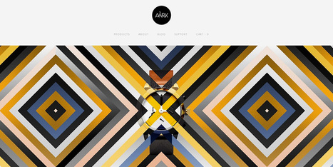 Sites of the Week: Engage, AÃRK, LazyMade and more | Abduzeedo Design Inspiration & Tutorials | Digital-News on Scoop.it today | Scoop.it