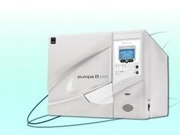 Stérilisateur EUROPA B PRO - 15 et 24 litres | La Stérilisation Médicale | Scoop.it