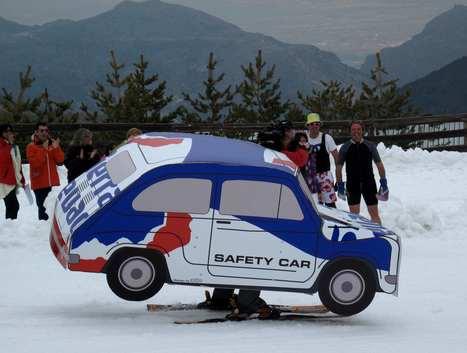 Sierra Nevada, estación de esquí y snow en Granada. - Prensa - Noticias - cocheslocos-texto   Turismo Especializado   Scoop.it