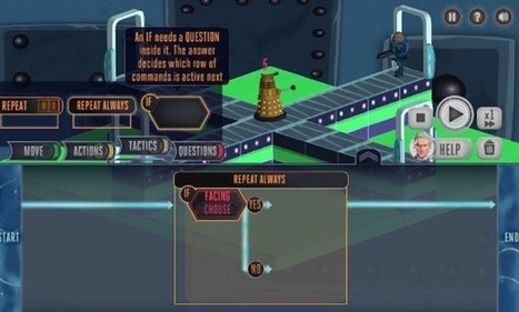 The BBC Is Teaching Kids How To Program Their Own Dalek | Edtech PK-12 | Scoop.it