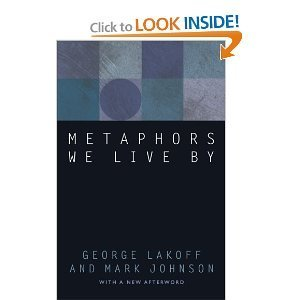 Metaphors We Live By George Lakoff, Mark Johnson | Natural Language processing | Scoop.it