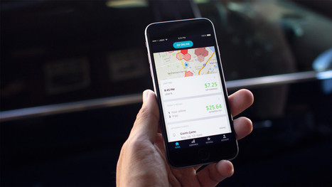 "An Uber glitch exposed tons of its drivers' personal information | TLC's ""Potluck"" Mix 