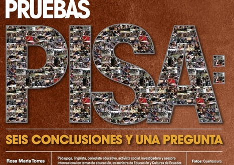 OTRA∃DUCACION: Pruebas PISA: Seis conclusiones y una pregunta | Política Educativa | Scoop.it
