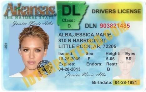 free arkansas dmv permit