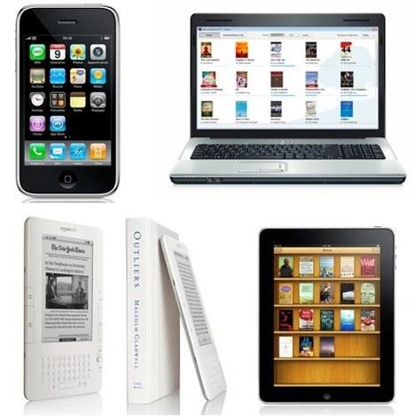 En 2011, comment lire et sur quel support ? | ACTU DES EBOOKS | Scoop.it