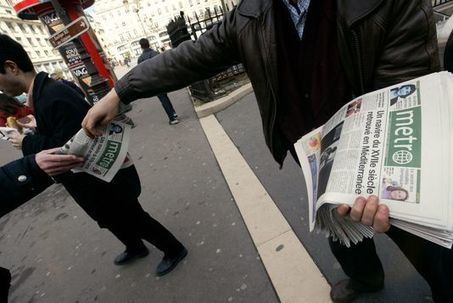 Pourquoi Metronews va cesser sa diffusion papier | (Media & Trend) | Scoop.it
