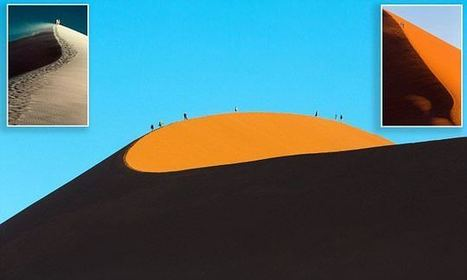 Amazing Photographs Reveal The Mesmerising Beauty Of Namibia's Dunes | Everything from Social Media to F1 to Photography to Anything Interesting | Scoop.it