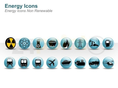 Energy Images - Editable Icons in PowerPoint | Etymology Of Clipart | Scoop.it