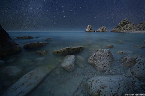 Foto della spiaggia delle Due Sorelle finisce sul sito della Nasa   Le Marche un'altra Italia   Scoop.it