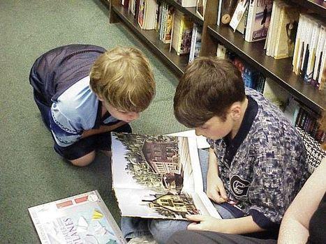 Librerías virtuales para niños   Storytelling   Scoop.it