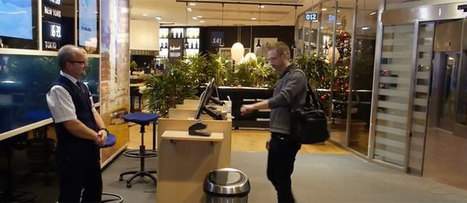 Man uses an NFC chip implanted in his hand as his boarding pass  - Tnooz | Wearable Devices | Scoop.it