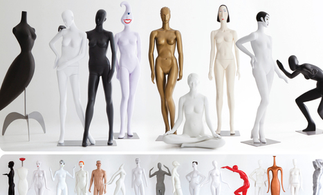 MAD Museum | Ralph Pucci: The Art of the Mannequin | design exhibitions | Scoop.it