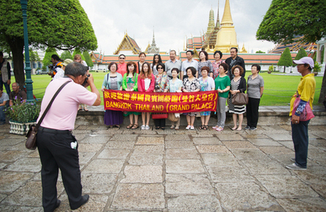 Year of the dragon tourists: How Chinese vacati... | Chinese tourism In france | Scoop.it