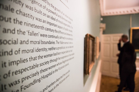 The Fallen Woman: Then and Now - Foundling Museum | London Life | Scoop.it