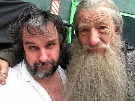 Jackson reveals final look at McKellen as Gandalf in The Hobbit | 'The Hobbit' Film | Scoop.it