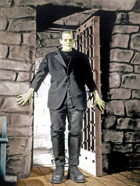 Frankenstein: The app that's a monster hit | eLearning tools | Scoop.it