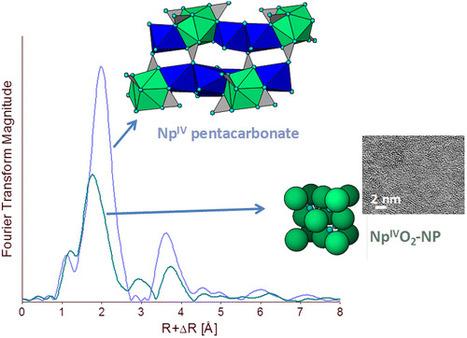 NeptuniumV Retention by Siderite under Anoxic Conditions: Precipitation of NpO2–Like Nanoparticles | Mineralogy, Geochemistry, Mineral Surfaces & Nanogeoscience | Scoop.it