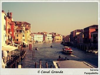 A day in Venice, one of the most charming cities in the world... | bini2bini | Scoop.it