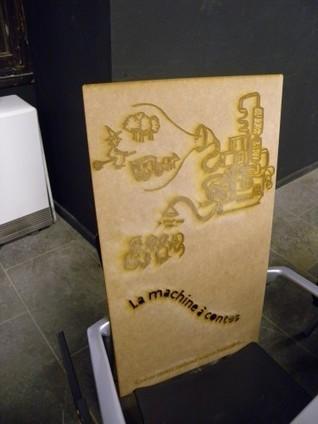 La machine à contes | Museomix | Doc | Scoop.it