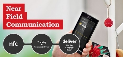 How to Use Near Field Communication Effectively?Contus Blog ... | NFC RESEARCH | Scoop.it