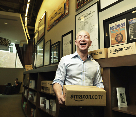 Những chuyện kỳ cục về CEO Amazon Jeff Bezos | From (S)he to me | Scoop.it