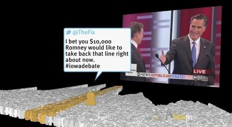 Social media analysis: TV's next revolution? | Social TV, Transmedia, Broadcast Trends | Scoop.it