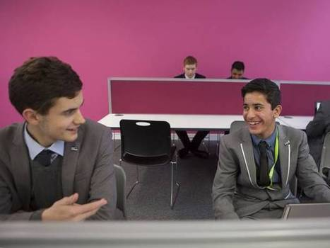 The school that really means business: UTC Reading is preparing pupils for the world of work   Business Video Directory   Scoop.it