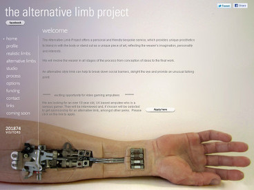 thealternativelimbproject | Augmented learning | Scoop.it