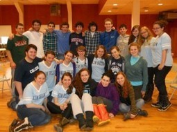 100+ College-Aged Camp Staffers Gather for Inspirational Weekend | RJ Blog | Jewish Education Around the World | Scoop.it