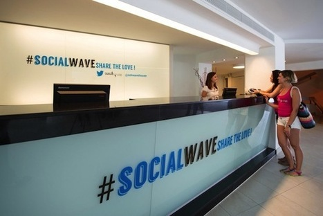 Twitter Hotel Opens For Social Media Junkies - PSFK | MediaBrandsTrends | Scoop.it