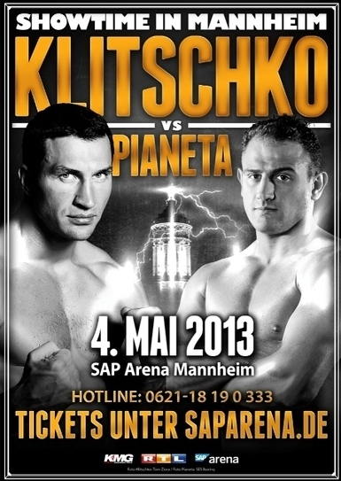 Espn 24/7 Live: Wladimir vs Francesco Live, Watch Klitschko vs Pianeta Live Streaming PPV Boxing Tickets, Preview & More On Fox.TV - 04Th,May! | Watch Wladimir Klitschko vs Francesco Pianeta Free Stream | Scoop.it