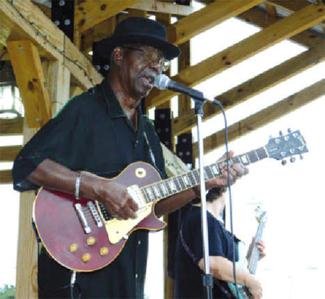 Texas Johnny Brown leaves behind blues legacy - Choctaw Plaindealer | The Blues | Scoop.it