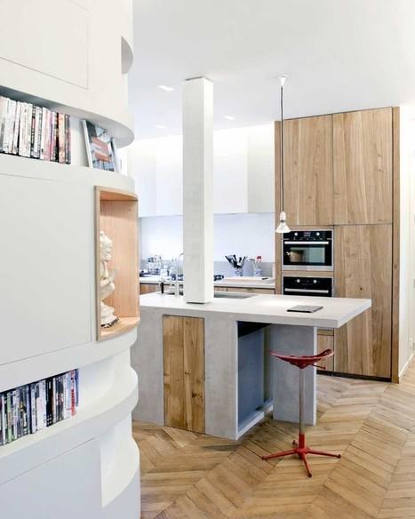 Small Apartment Kitchen Ideas | Home Design | Scoop.it