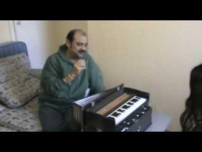 Learn to play and sing Hare Rama Hare Krishna Bhajan with harmonium | Hari OM Namo Narayana | Scoop.it