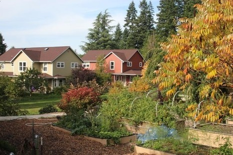 In Bothell, Songaia's intentional co-housing is like a commune that actually works | Eco Village | Scoop.it