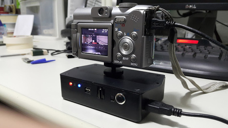 A Remote for CHDK Cameras Made Possible with Arduino | Heron | Scoop.it
