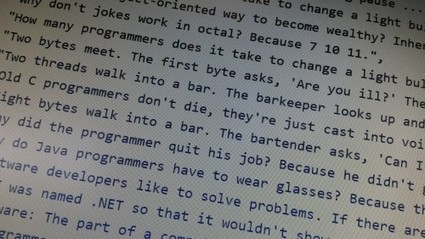 Joker: a Raspberry Pi + Python joke machine | Raspberry Pi | Scoop.it