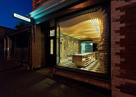 Branding et design d'une boulangerie en Australie | Retail Design Review | Scoop.it