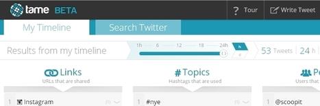 Comment connaitre les liens les plus partagés sur son twitter ? | Les tutos de l'informatique | François MAGNAN  Formateur Consultant | Scoop.it