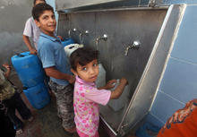 """90% of Gaza water """"unsafe for drinking,"""" says UN 