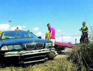 Si mientes, mejor no conduzcas. simuló el robo del BMW  Noticias www.poligonooeste.es | poligonooeste.com | Scoop.it