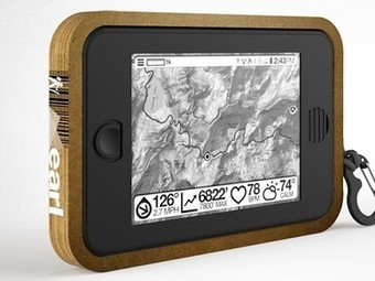 Meet Earl, your solar-powered backcountry survival tablet   Tech and Futurism   Scoop.it