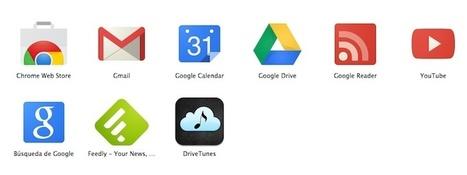 Cómo escuchar música de Google Drive con DriveTunes para Chrome   Noticias sobre música, por Jorge Castillo Díaz   Scoop.it