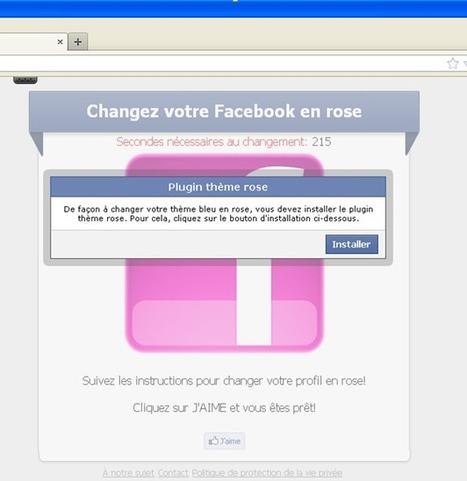 Le plugin qui ne vous fait pas voir la vie en rose   HoaxBuster - Vérifier l'information en circulation sur le web   Antisocial   Scoop.it