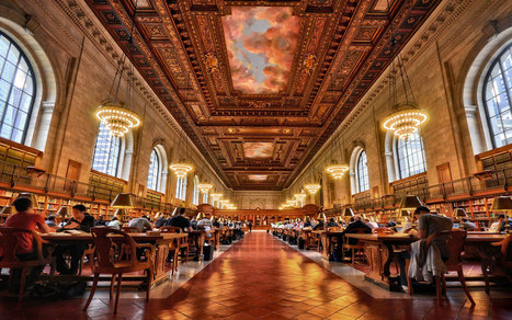 Happy National Library Week! 9 of America's Most Beautiful Libraries - Parade | Libraries | Scoop.it